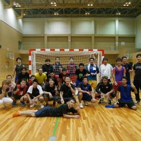 練習試合(2016/9/22)– 各務ヶ原総合体育館 –